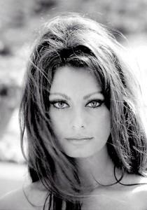 Photographie Sophia Loren